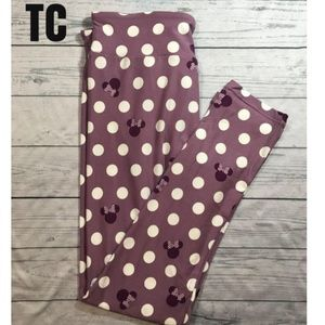 Tc LuLaRoe Disney leggings